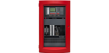 4100ES Fire Alarm Control Unit